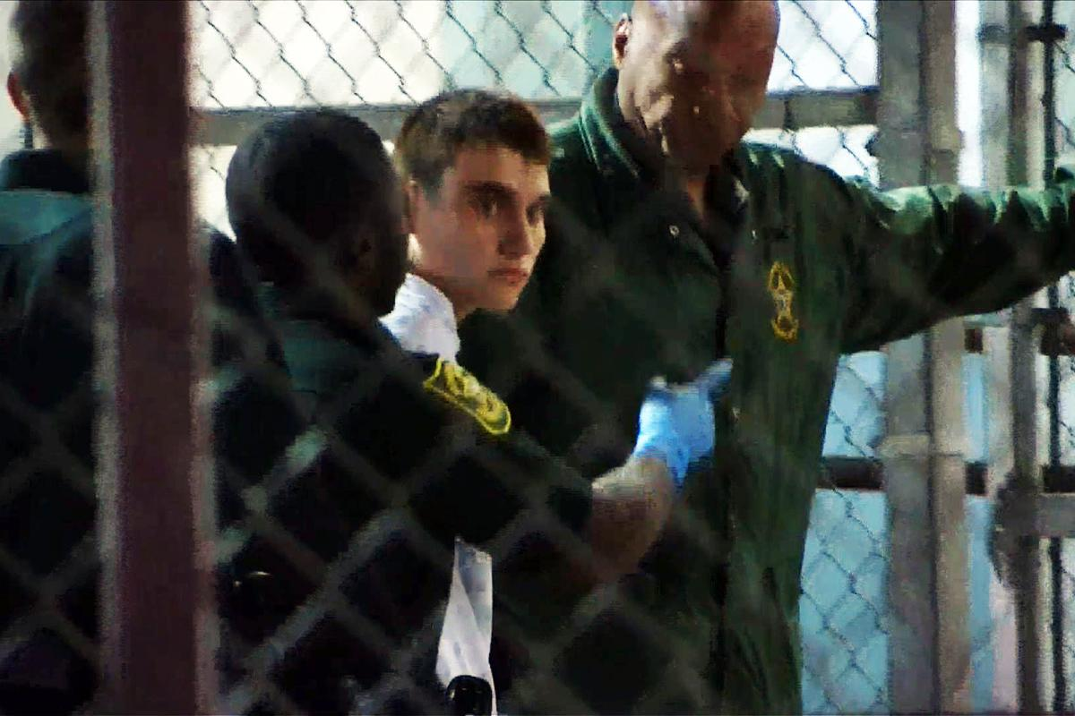 Parkland shooting response was delayed because school officials rewound video, report says