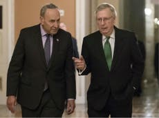 Donald Trump's border wall and immigration plan rejected by US Senate