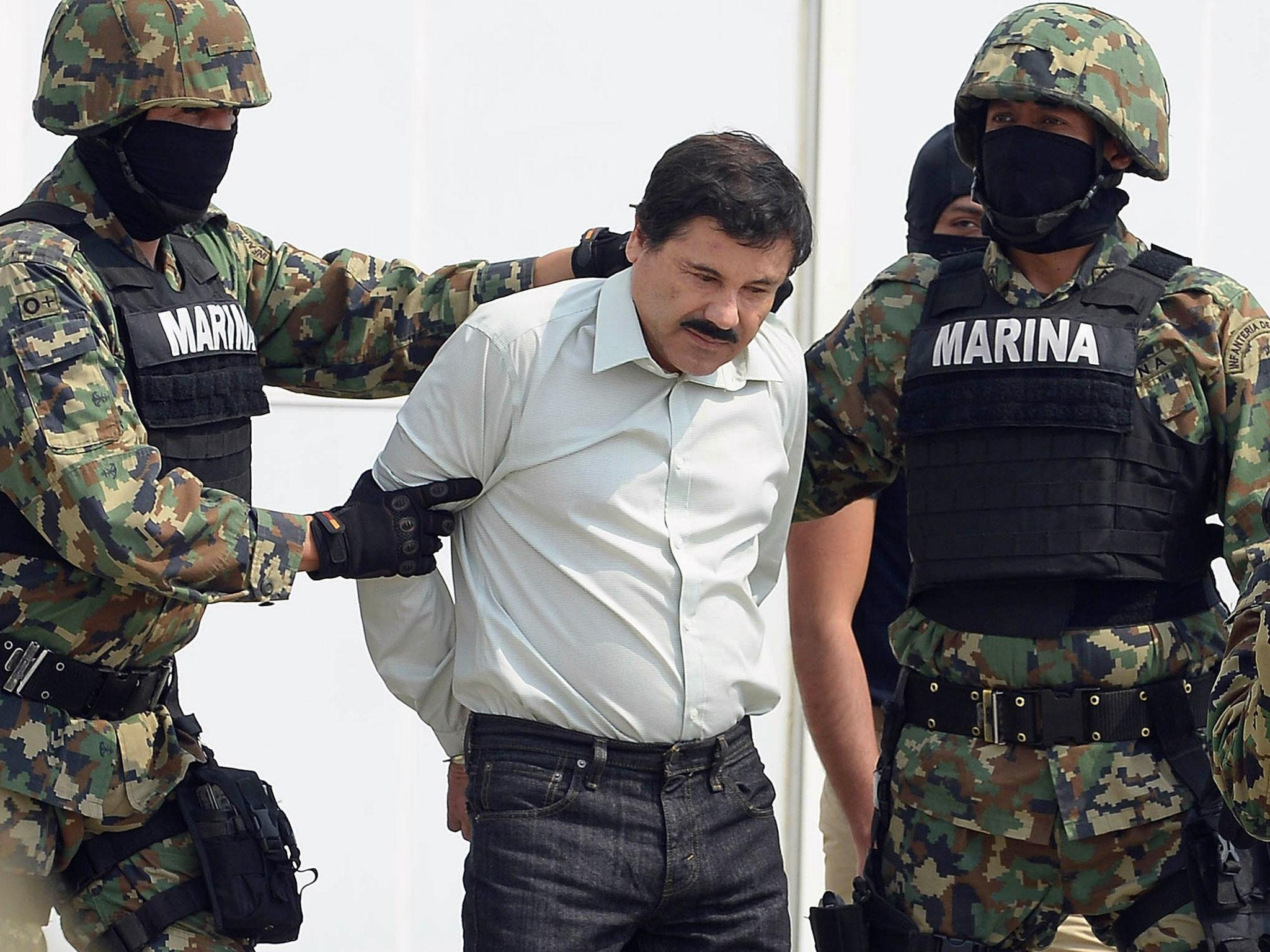 El Chapo trial: Drug lord raped girls as young as 13 and called them his 'vitamins', court documents say