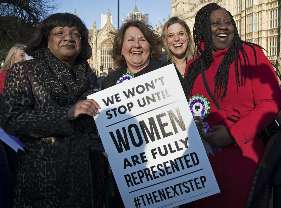 Corbyn has no shortage of prominent female shadow cabinet members who are strong role models for women and girls, but something is amiss