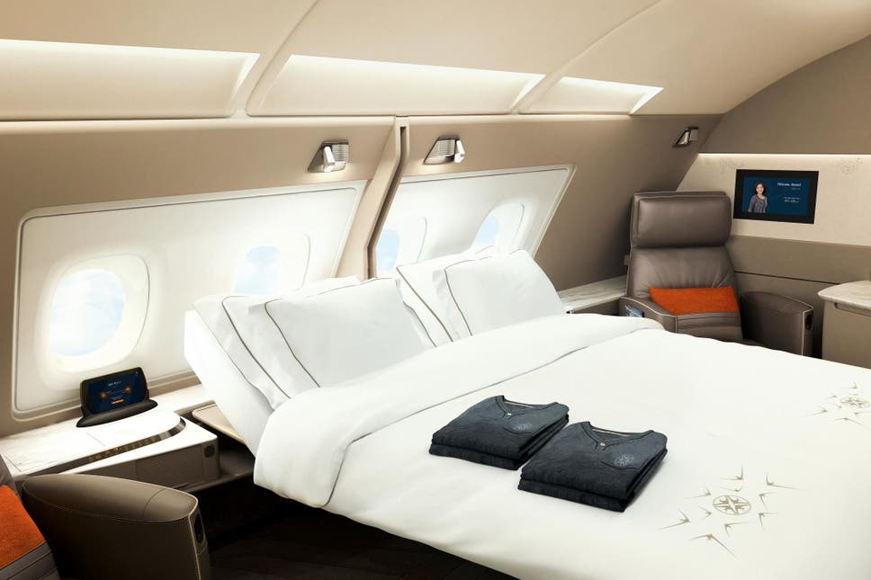 Best first class beds in the sky, from Singapore Airlines\' suites to ...