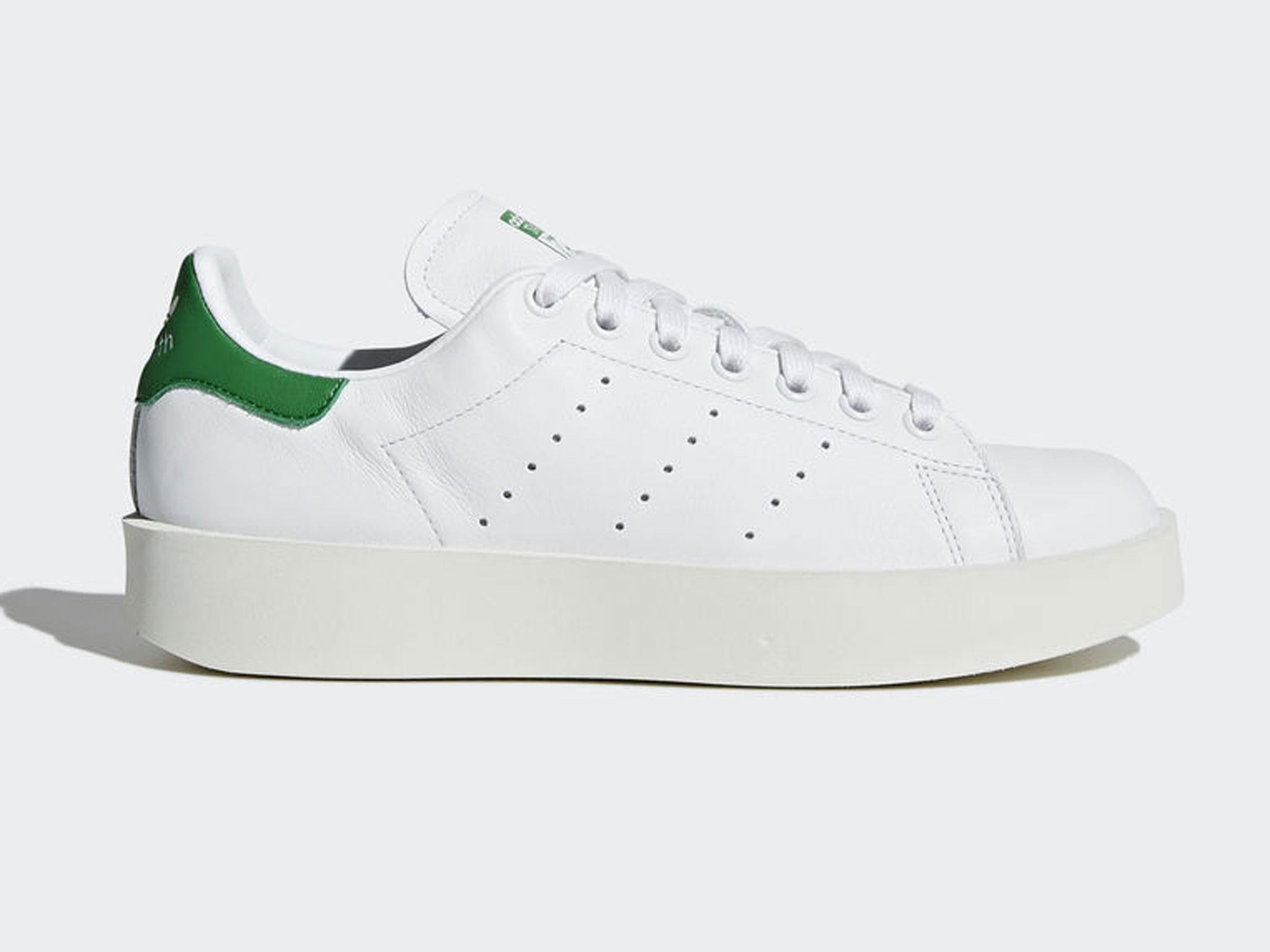 huge discount bebb2 22f9f ... clearance adidas stan smith bold shoes 84.95 adidas 2ced8 2d2fe ...