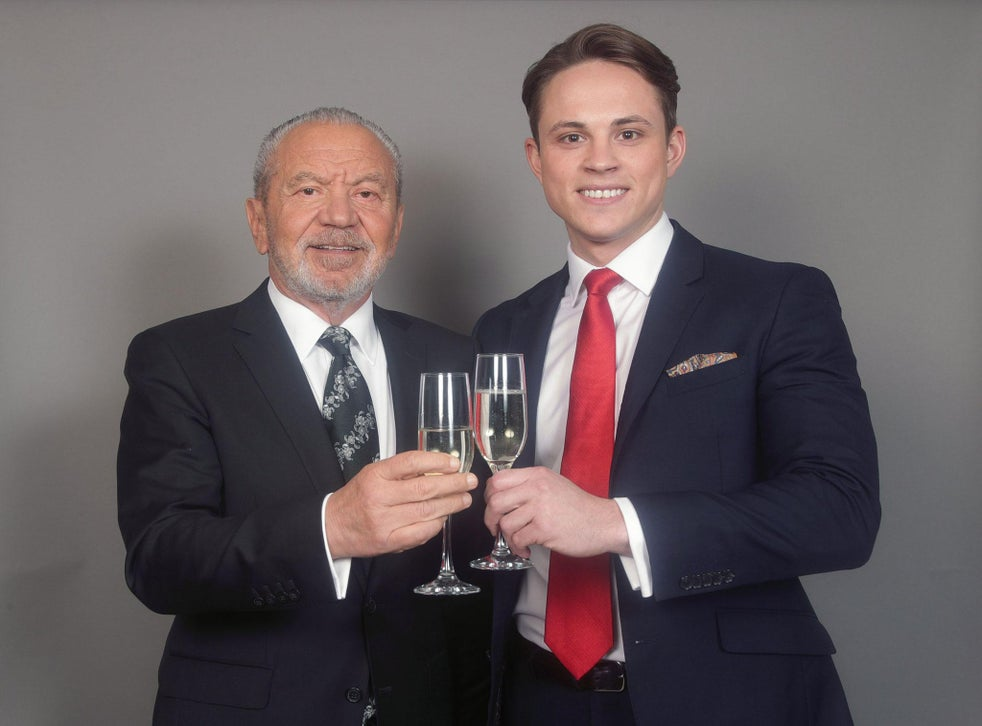 Apprentice Winner James White S Company Hires Stripper For Office Party The Independent The Independent