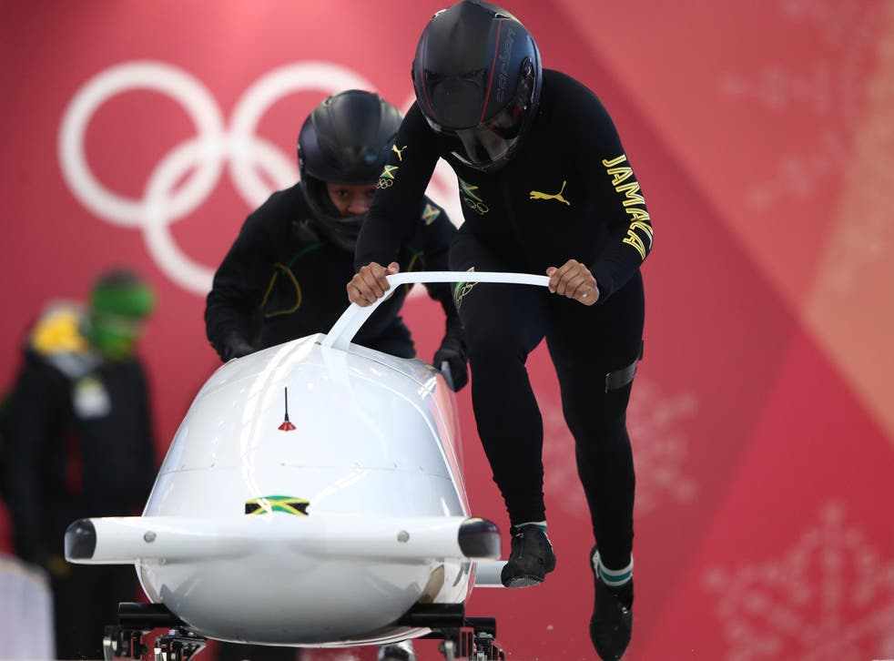 The Jamaican women are competing for the first time 30 years after the men, who inspired Cool Runnings, did