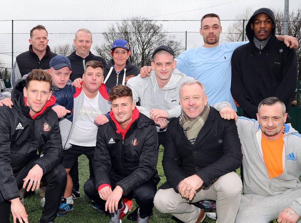 Sunderland AFC is looking to help Sunderland's homeless