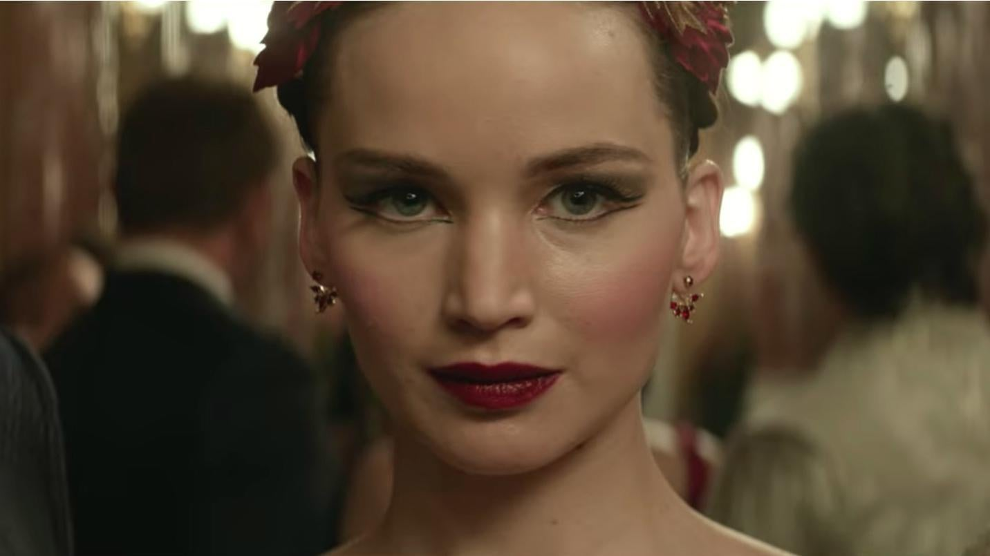 Red Sparrow review: Jennifer Lawrence can't salvage leaden ...