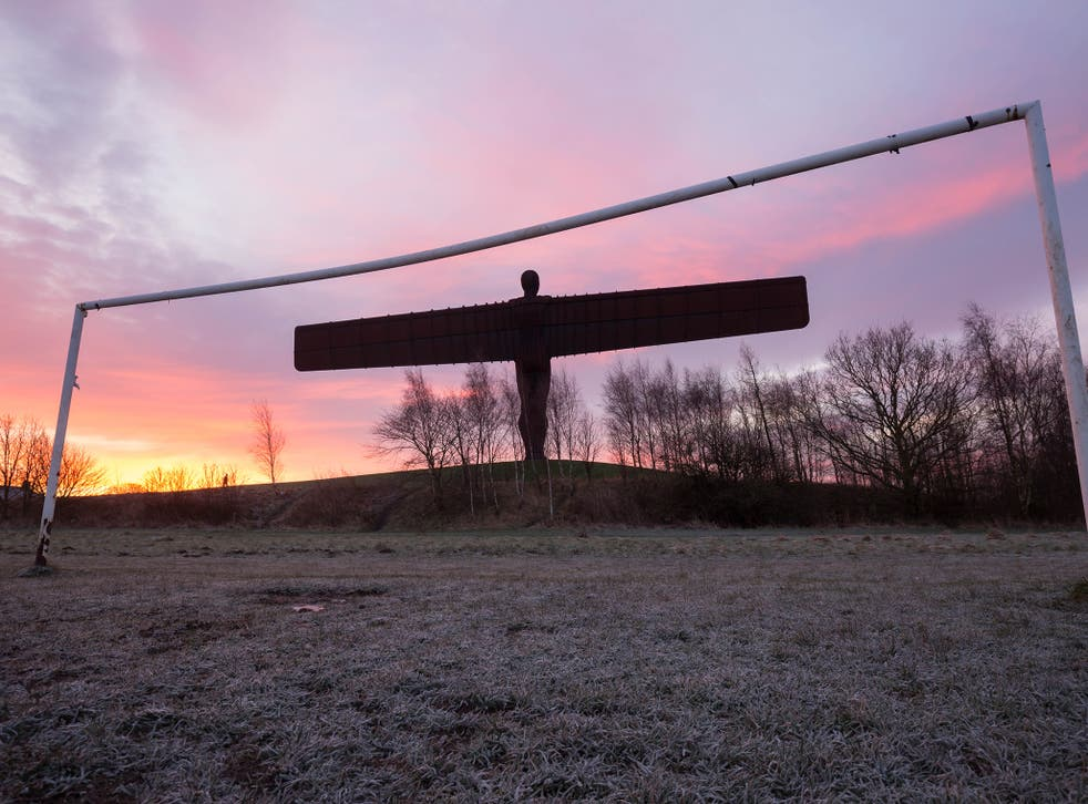 The north-east has long been starved of football success
