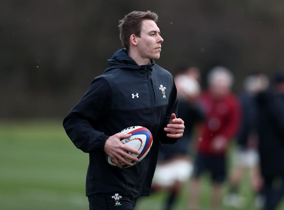Liam Williams needs to prove his fitness to Warren Gatland to win his Wales place back