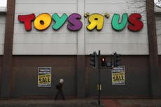 Toys R Us an Aladdin's Cave no longer. Lazy bosses lost the magic