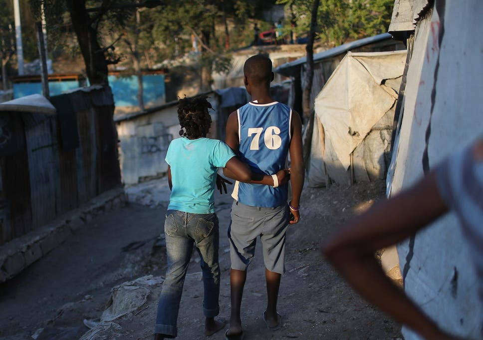 Sex on the side in haiti