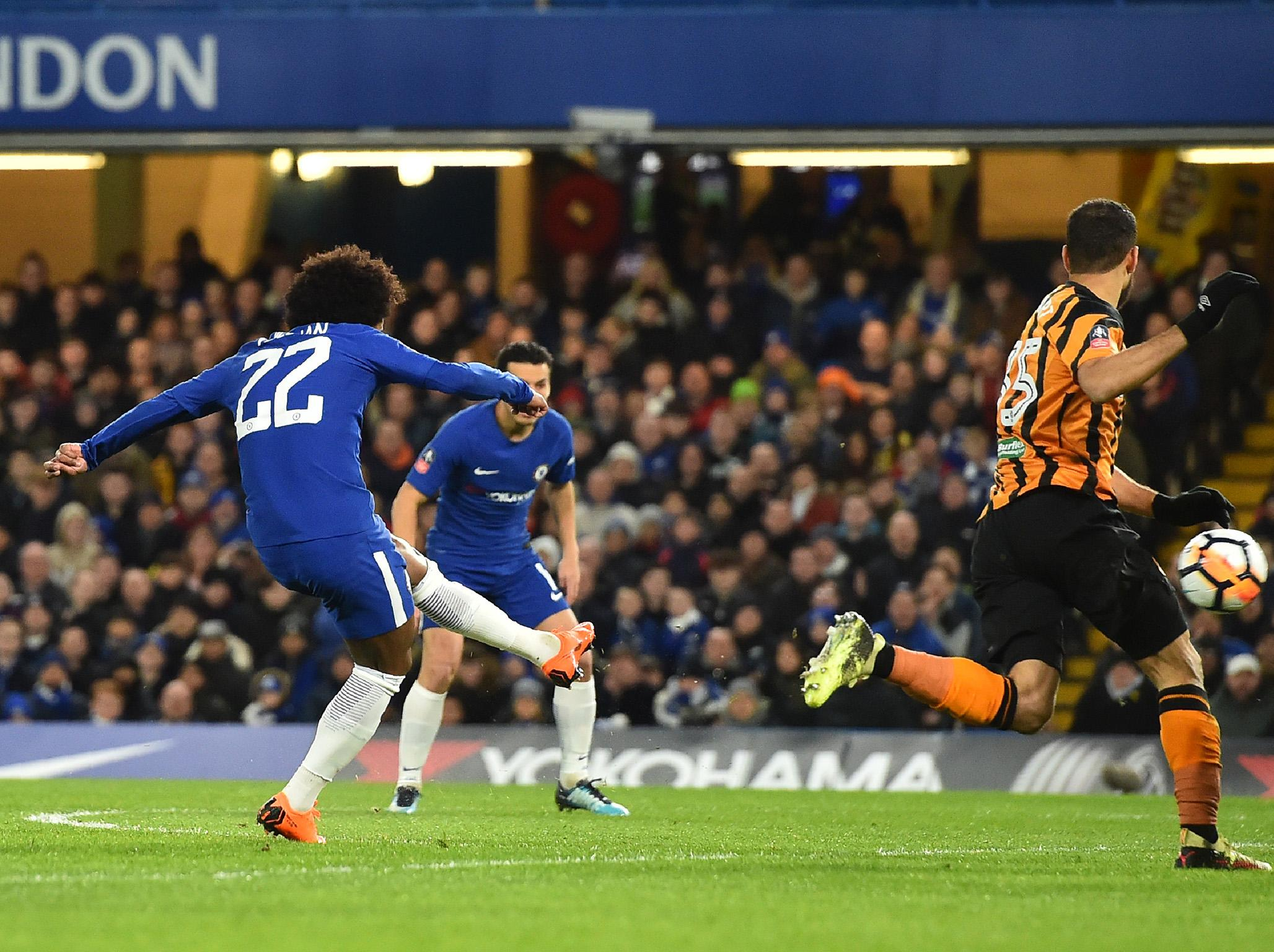 Chelsea vs Hull City LIVE – FA Cup fifth round!
