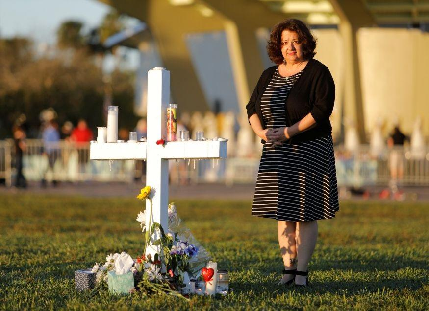 Librarian who saved 50 Florida schoolchildren 'knew what to do because her friend survived Sandy Hook'