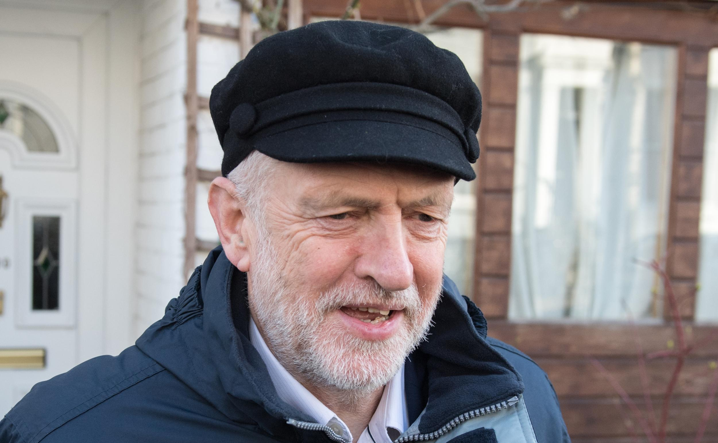 The 'traitor' accusations against Jeremy Corbyn are nothing but baseless right-wing propaganda