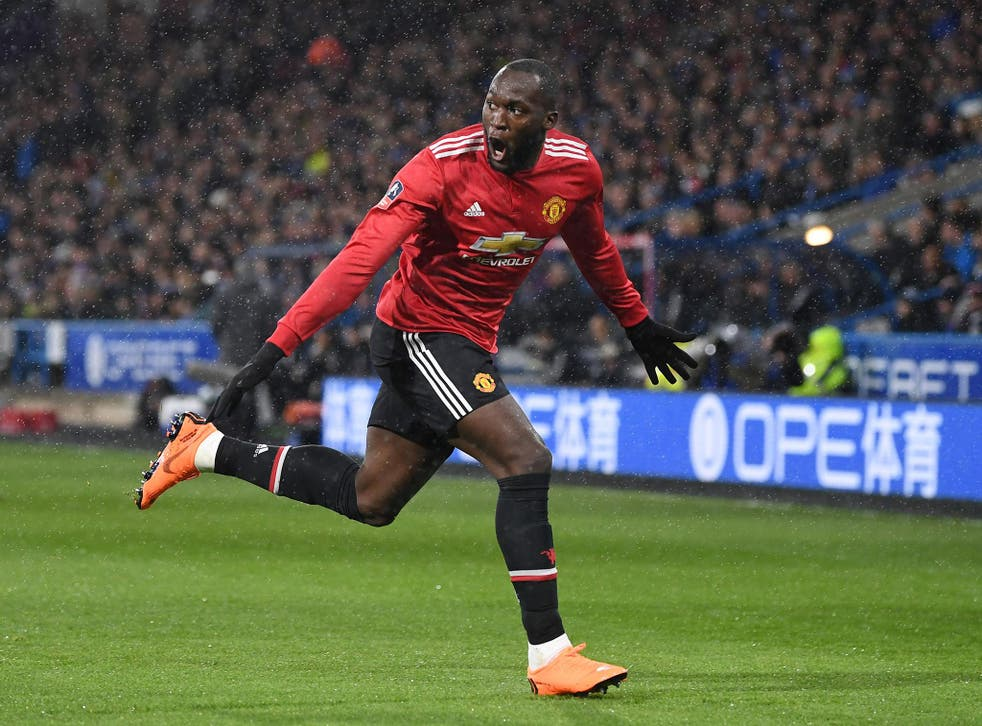Jose Mourinho's side take on Huddersfield in the fifth round of the FA Cup