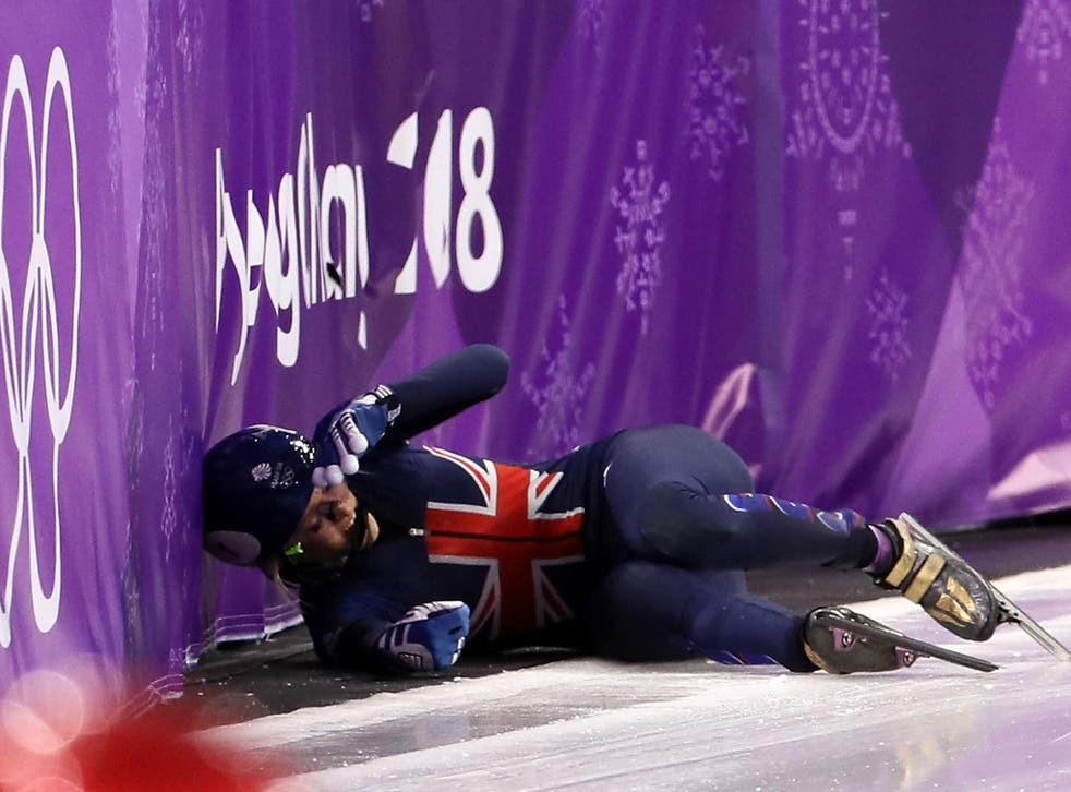 Elise Christie must prove her fitness ahead of the 1000m short-track speedskating event