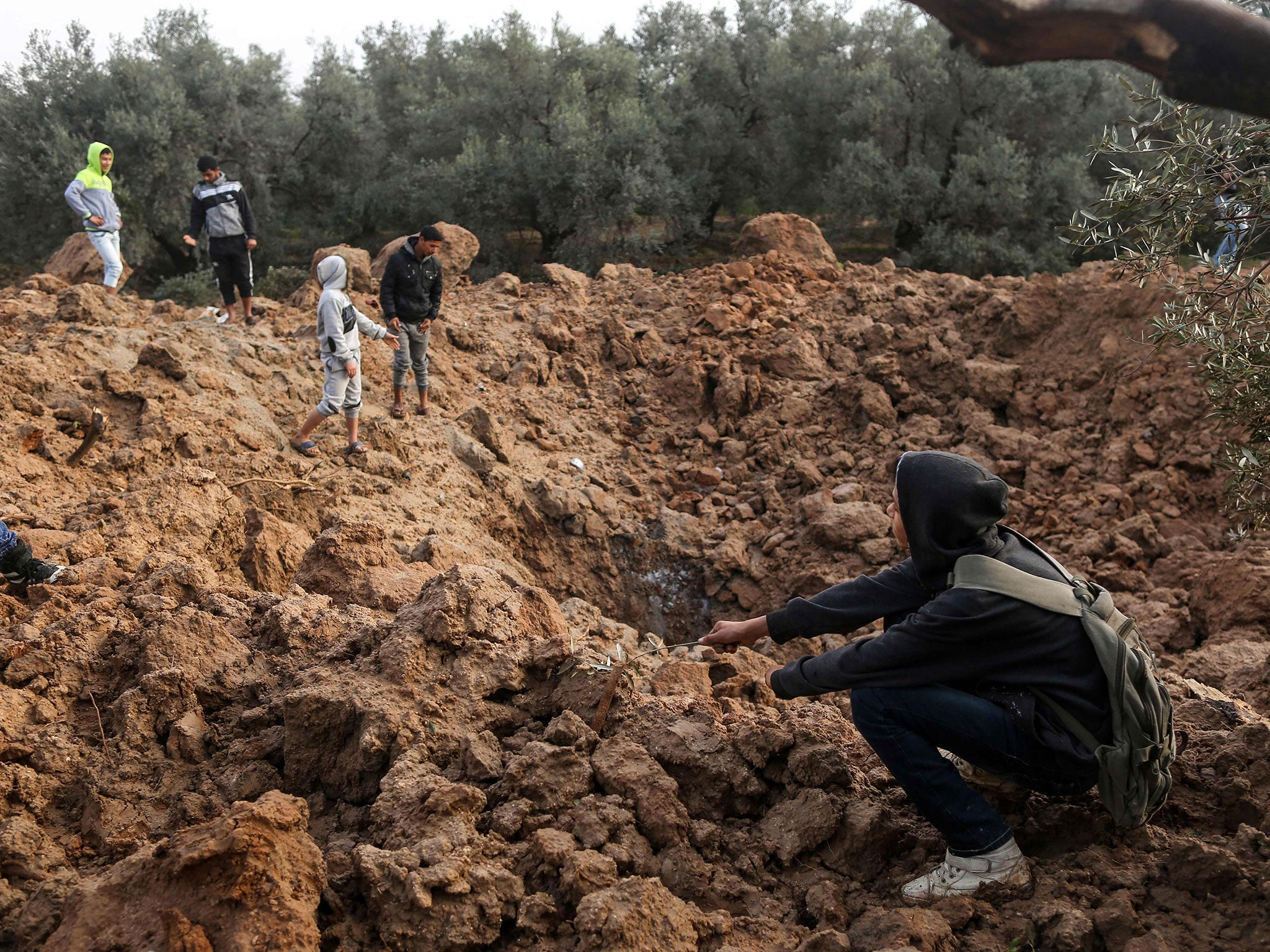 Two Palestinian teenagers killed by Israeli army fire in Gaza