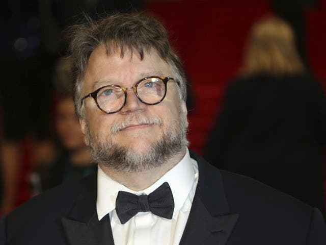 <p>Guillermo del Toro won Best Director for 'Shape of Water' (AP</p>