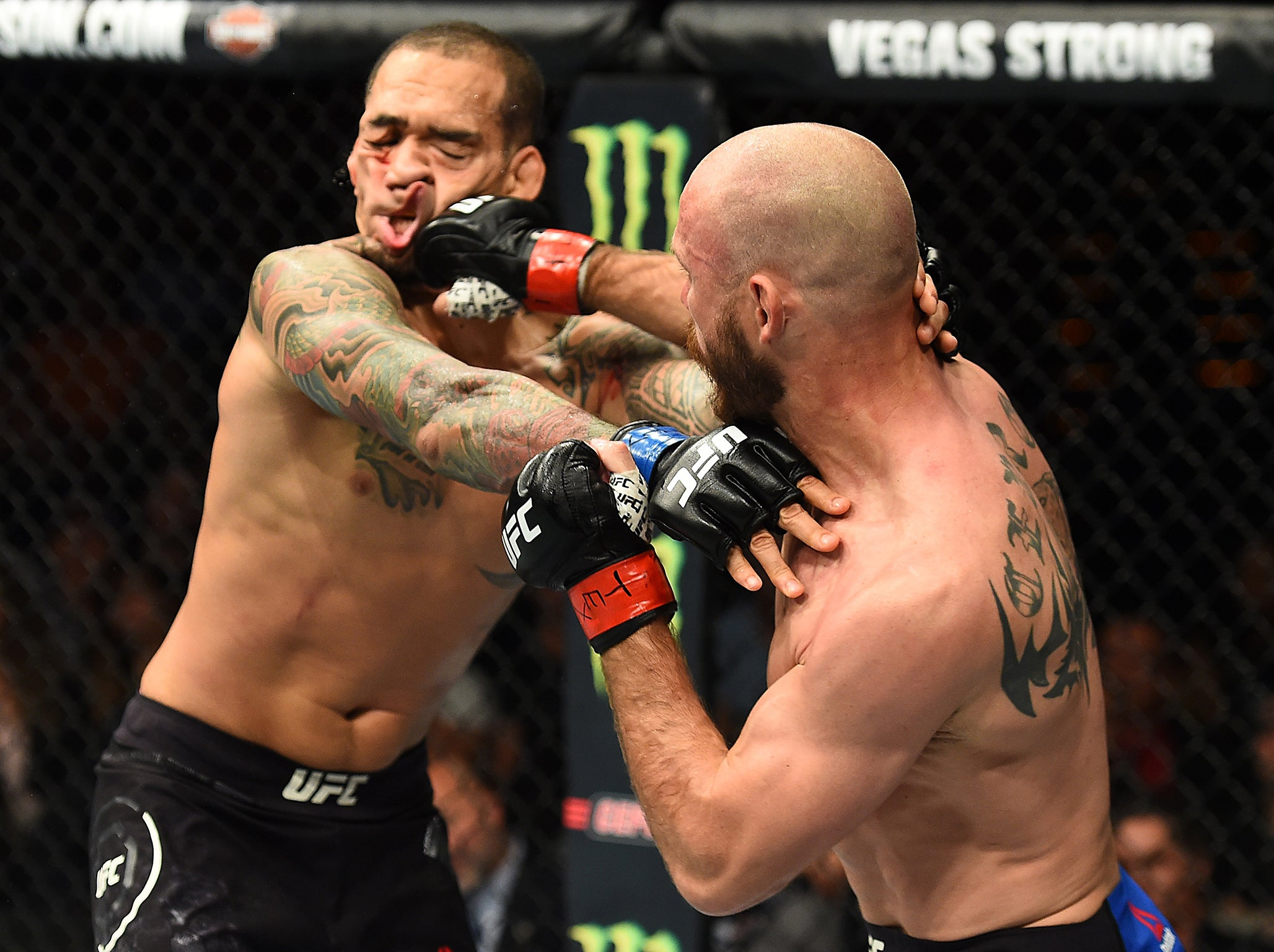 UFC Fight Night 126 results: Donald 'Cowboy' Cerrone back in business with big victory over Yancy Medeiros