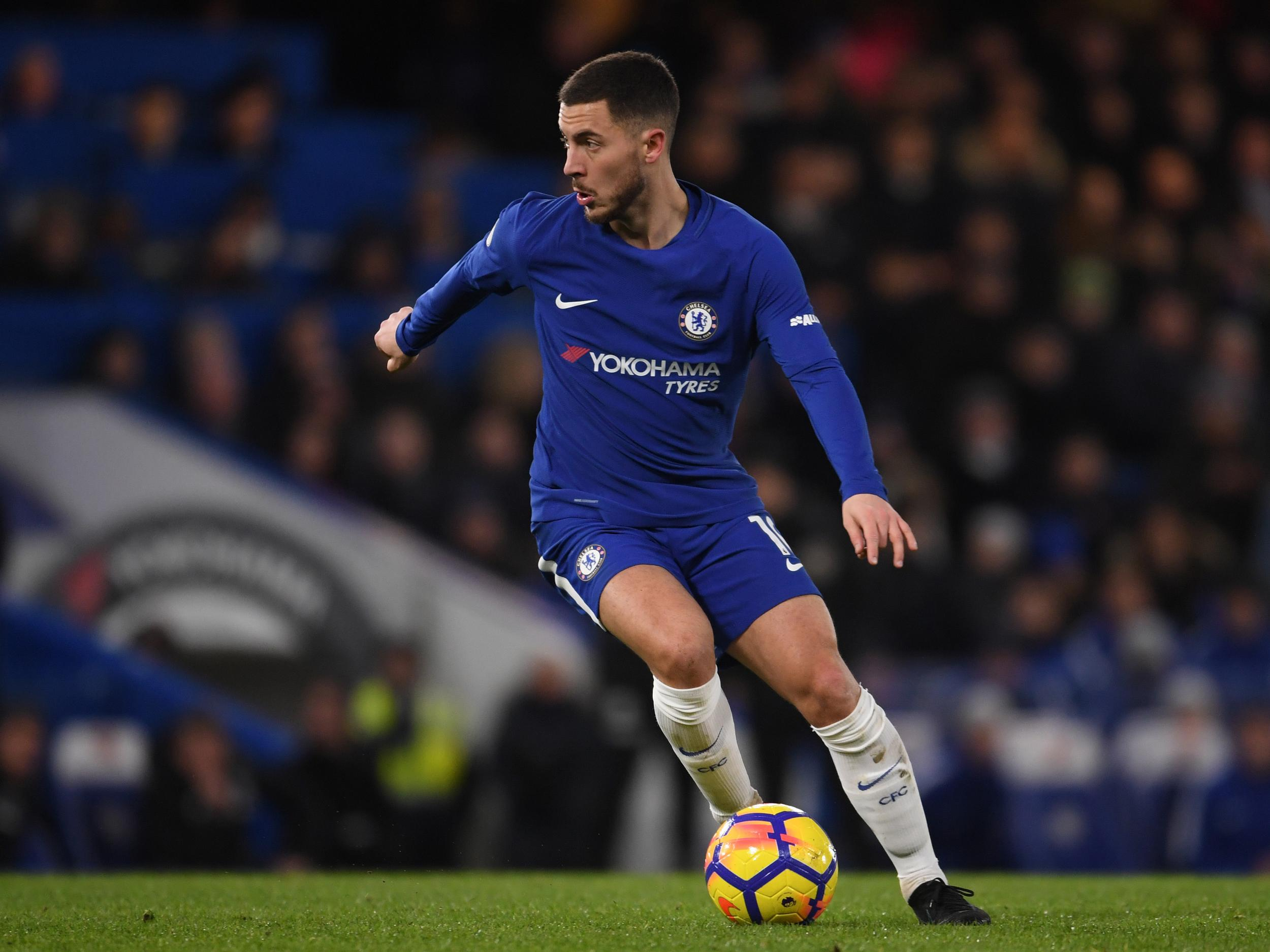 Eden Hazard Insists He Will Decide When He Leaves Chelsea