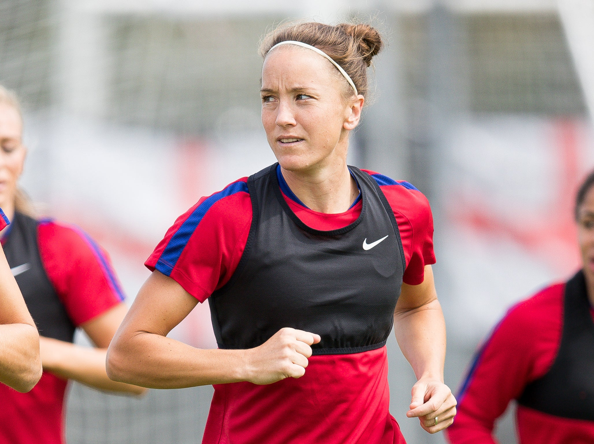 Casey Stoney retires from playing career to join new England manager Phil Neville's backroom team