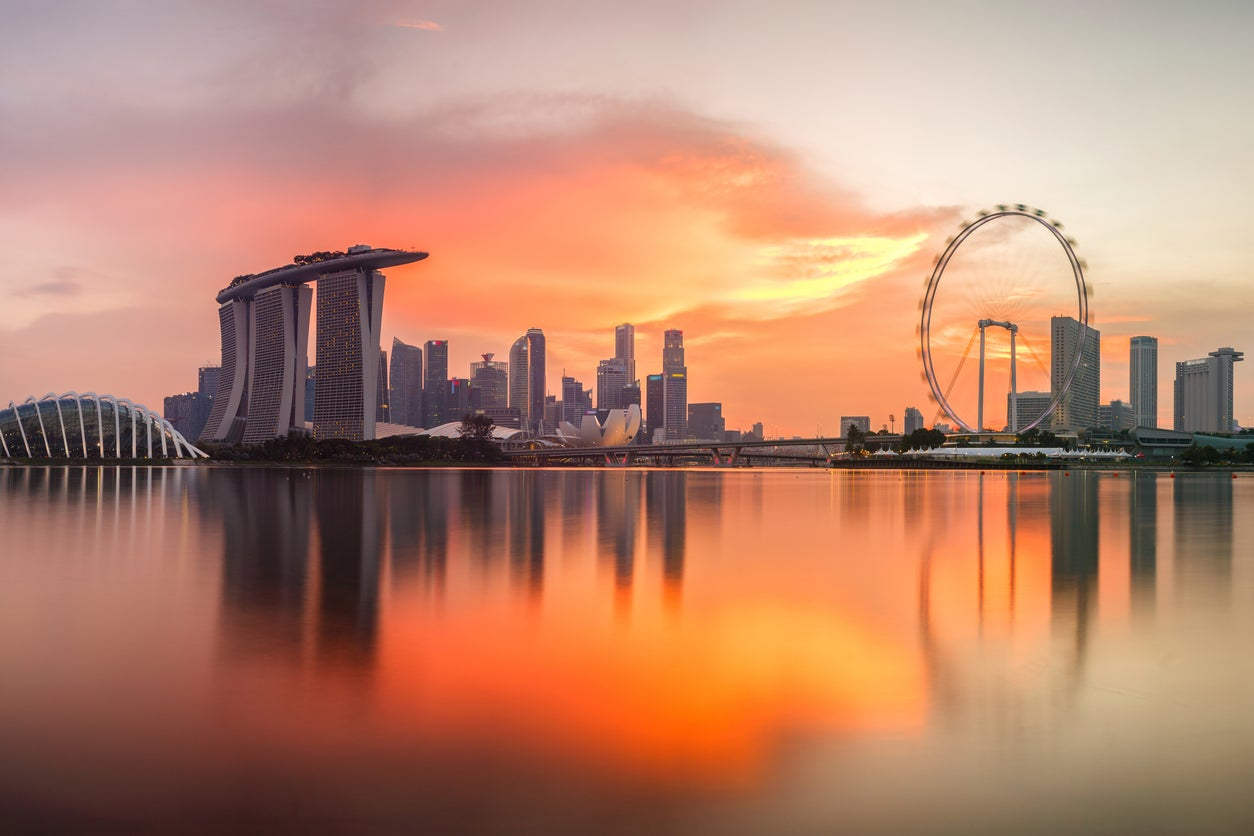The best 10 things to do in Singapore