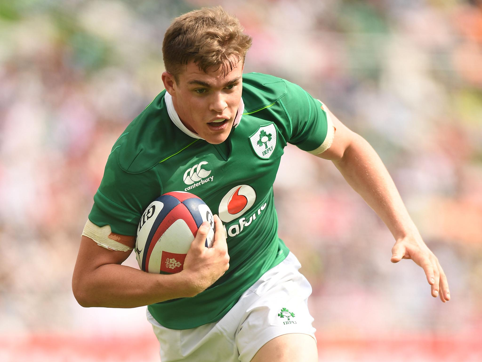 Six Nations 2018: Garry Ringrose returns to Ireland squad to ease concerns after Robbie Henshaw injury