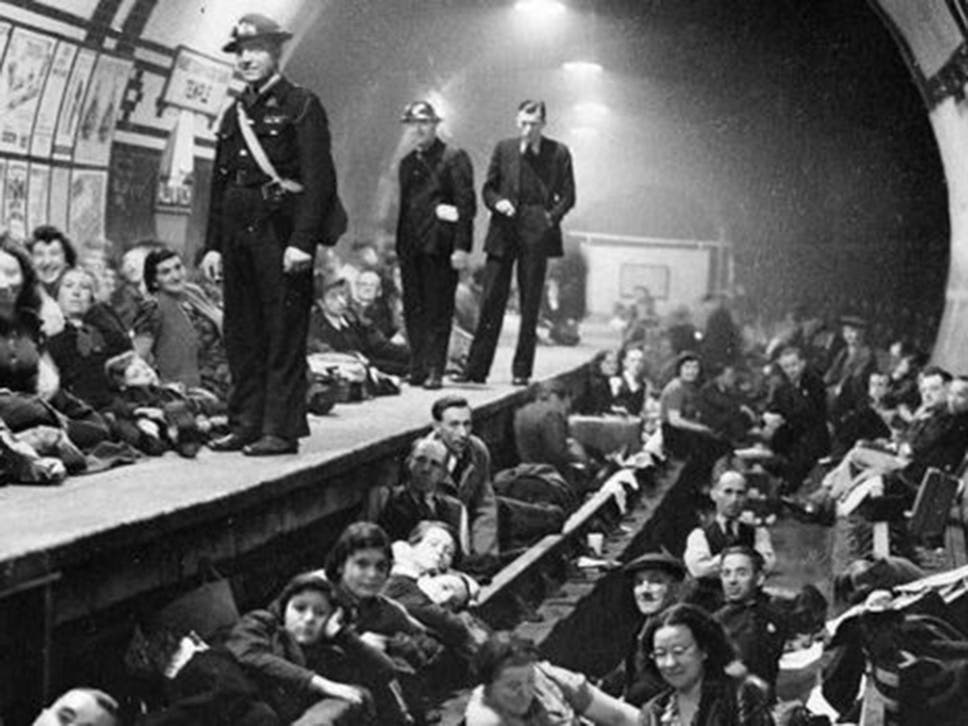 bethnal green tube disaster 75 years on and 173 victims of wartime rh independent co uk