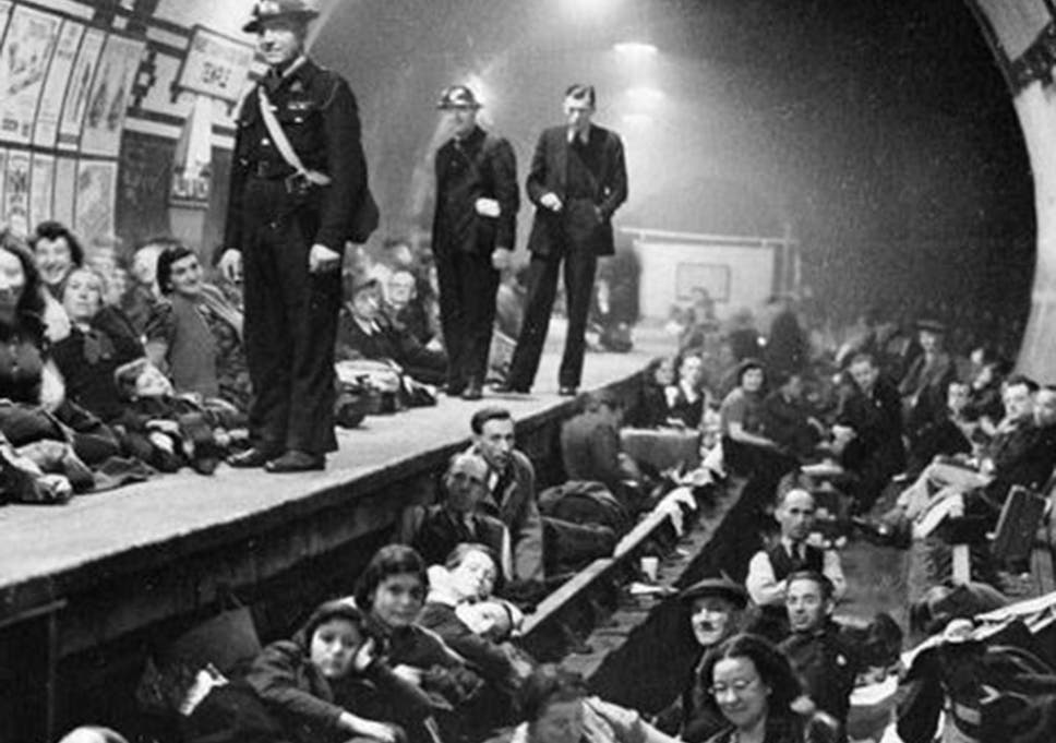 Bethnal Green Tube disaster: 75 years on, and 173 victims of