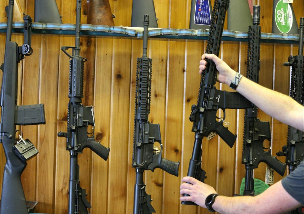 Missouri children sell tickets to win an AR-15 assault-style