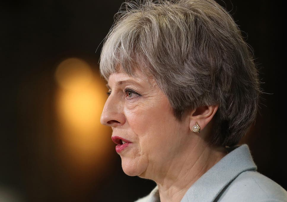 Brexit: Theresa May accused of 'running scared' of Commons vote on
