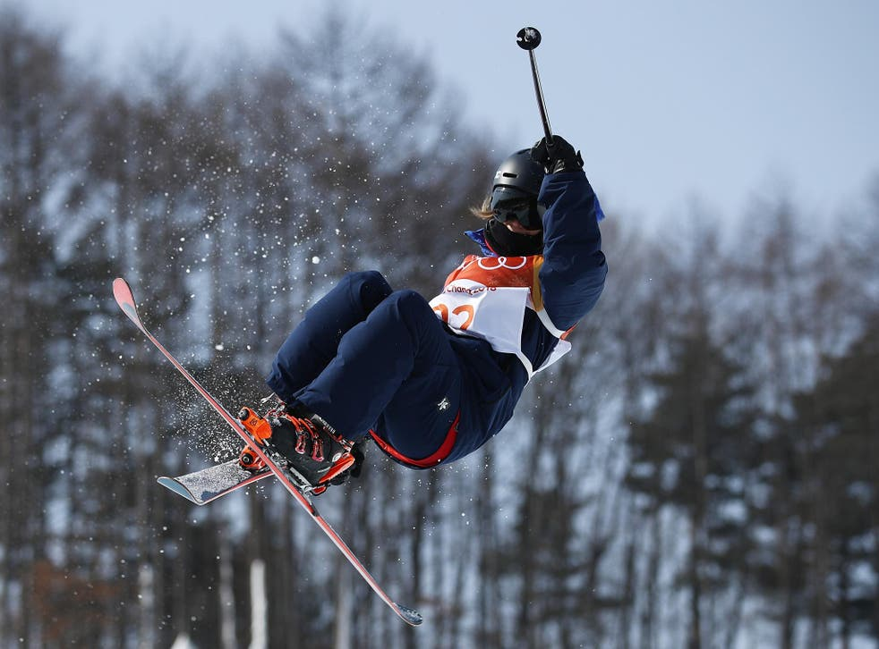 Rowan Cheshire missed out on a medal in the women's ski halfpipe