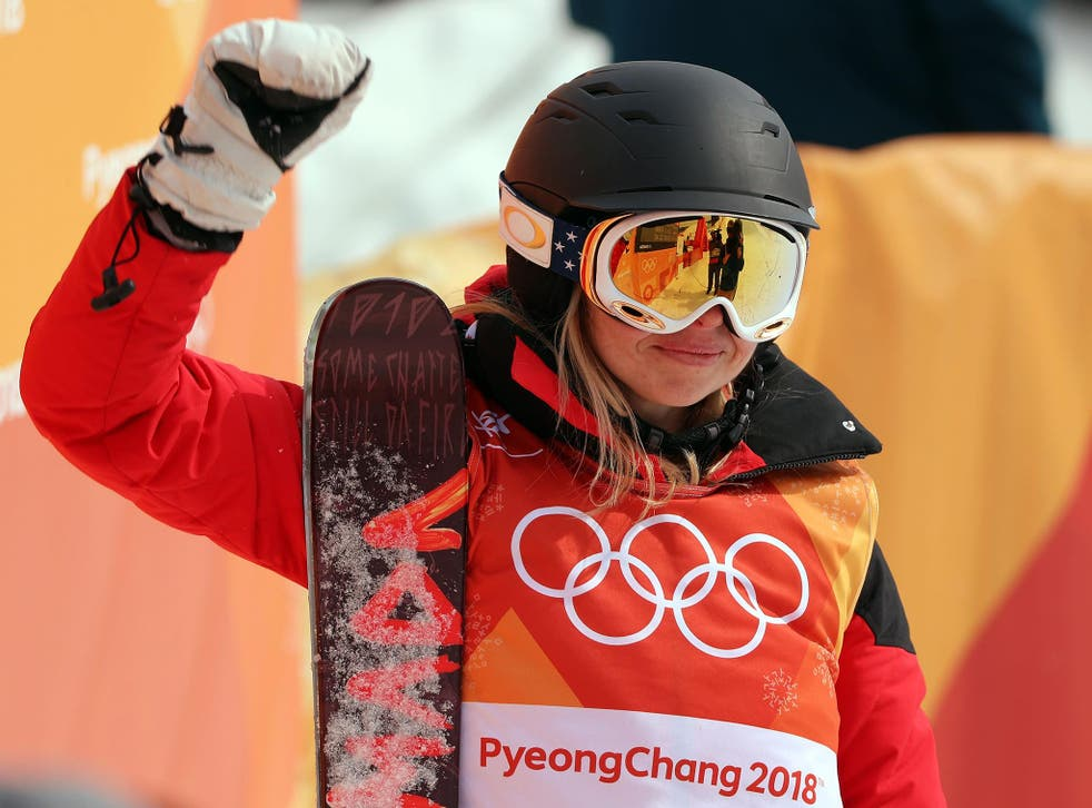 Elizabeth Swaney become an overnight sensation at the Winter Olympics by being the worst skier there
