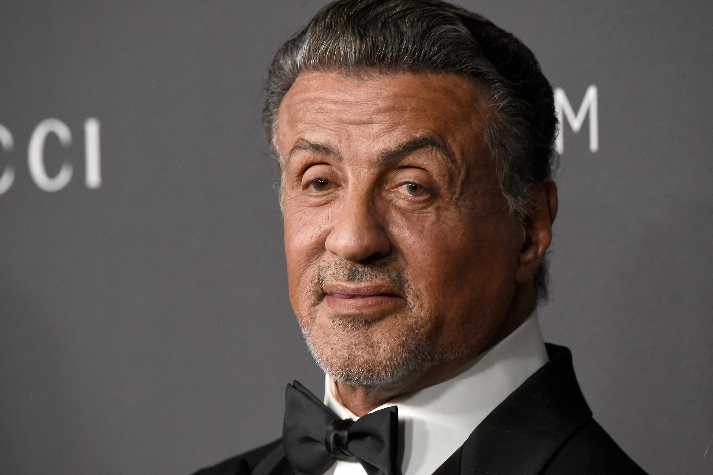 Buried, but still alive: Stallone denied rumors of his death