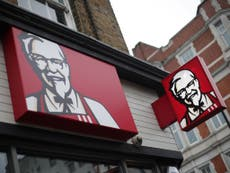 KFC chicken shortage crisis keeps more than 600 restaurants closed
