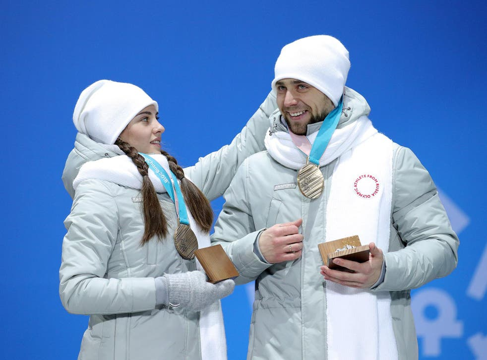 Anastasia Bryzgalova and Alexander Krushelnitsky will lose their medals
