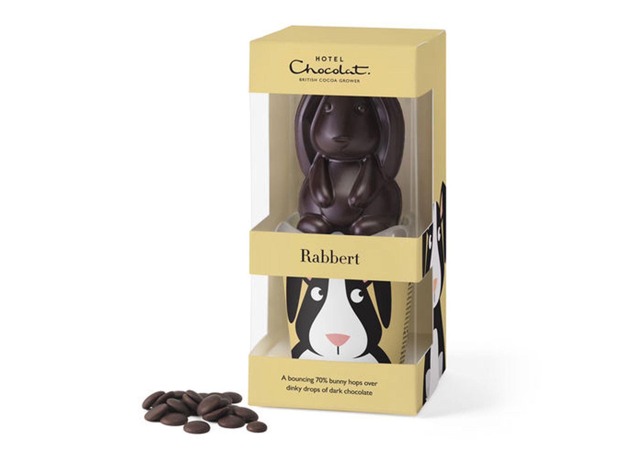 7 best vegan and dairy free easter eggs 2018 the independent hotel chocolat rabbert 650 hotel chocolat negle