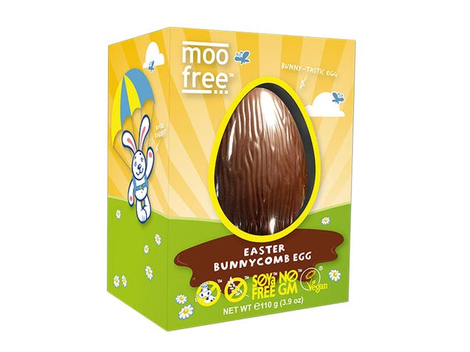 7 best vegan and dairy free easter eggs 2018 the independent both moo free and plamils products are ideal for kids at easter and this egg has the added bonus of having small pieces of honeycomb sprinkled throughout negle Gallery