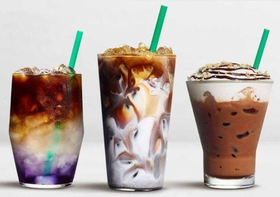 Starbucks Launches Colour Changing Cold Brew Coffee In Asia