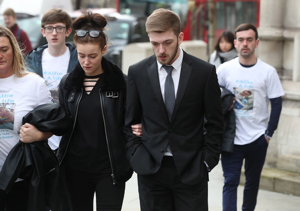 Alfie Evans Parents Of Terminally Ill Baby Lose Court Battle To