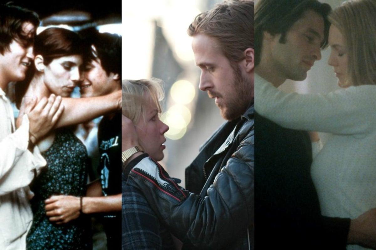 Steamiest sex scenes in movies