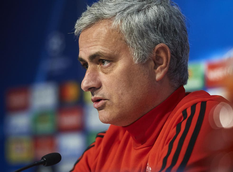 Jose Mourinho: 'I don't think it's possible to score six here'