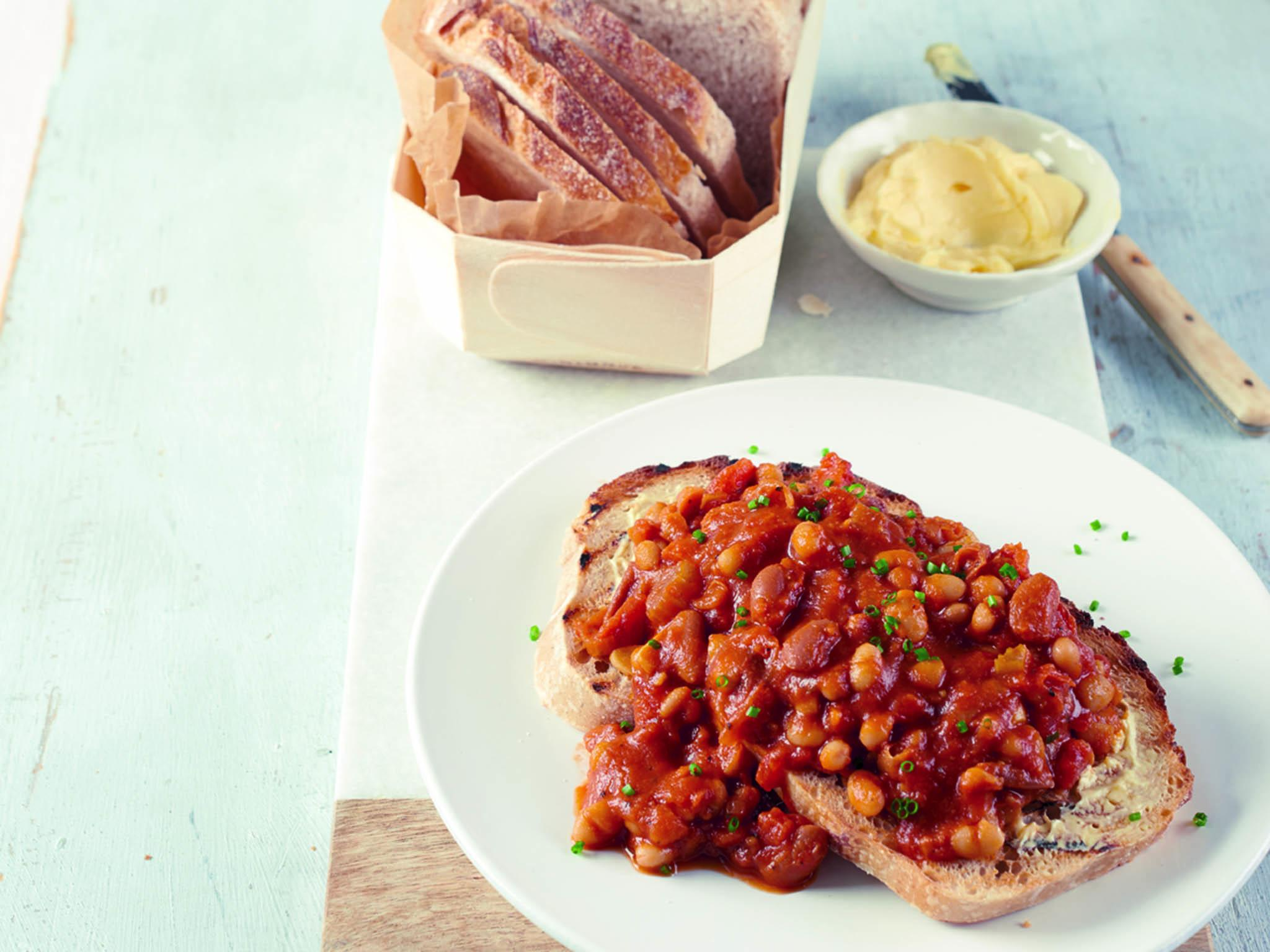 How to make Tuscan thyme baked beans