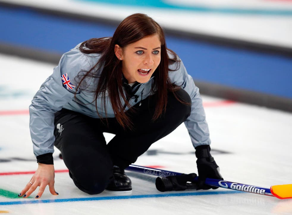 Eve Muirhead's team guaranteed themselves a shot at a medal by reaching the semi-finals