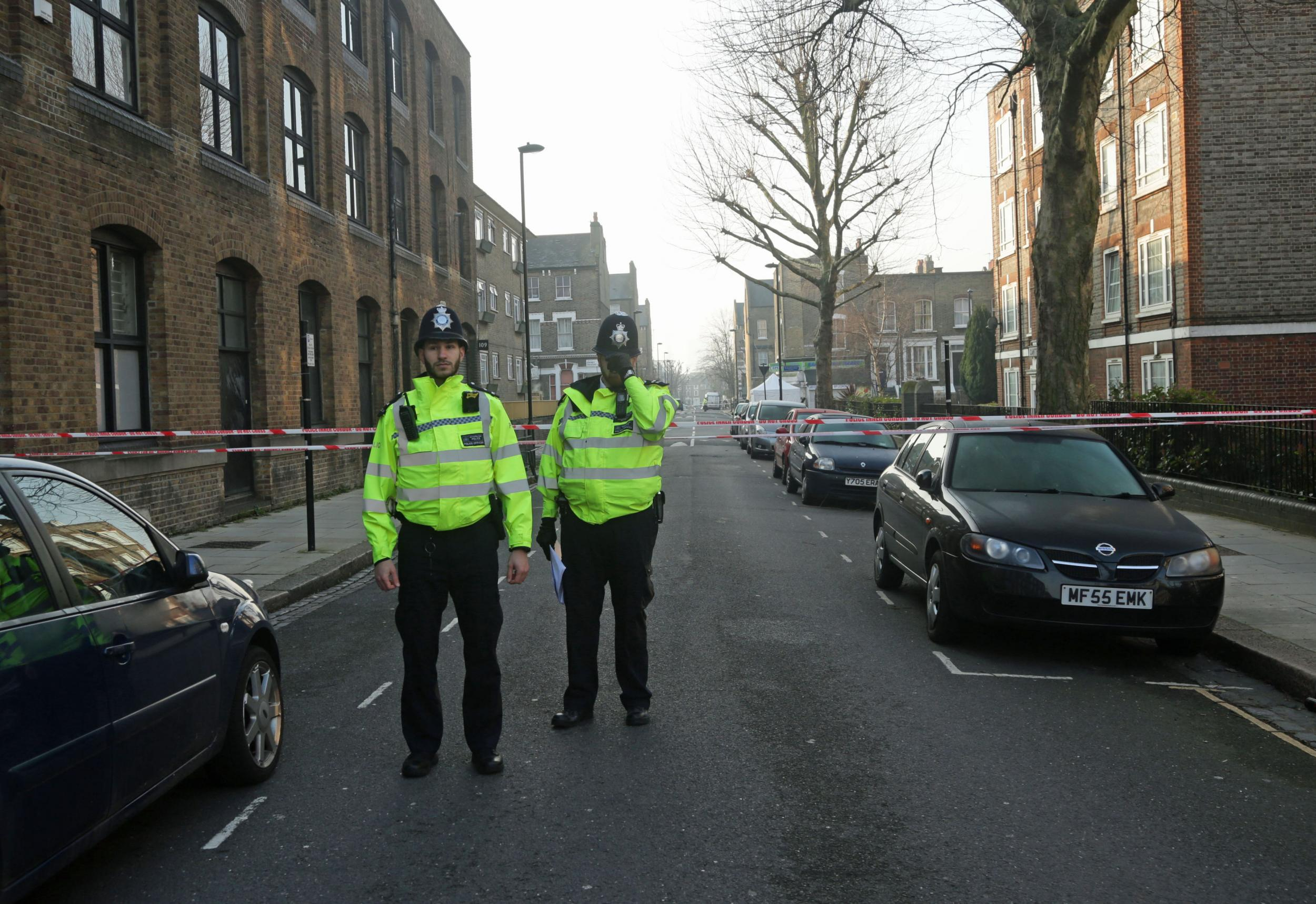 Camden murders two young men stabbed to death in london for The camden
