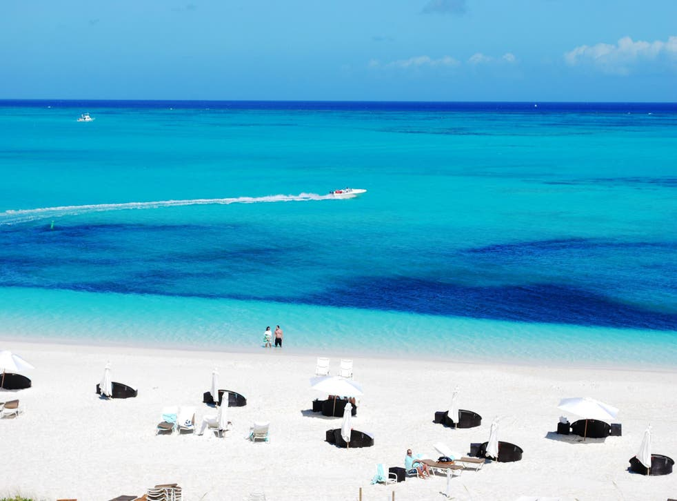 Grace Bay, in Turks and Caicos, has been voted TripAdvisor's best beach in the world 2018