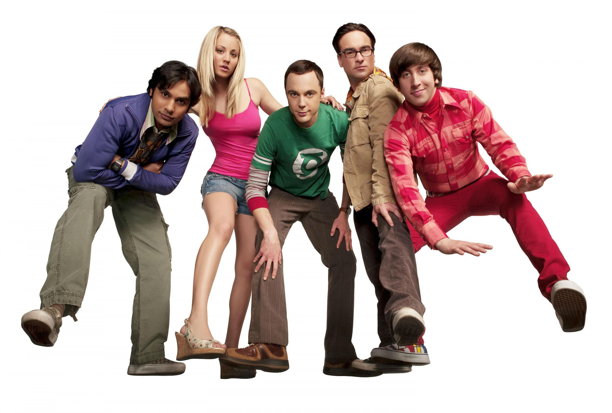 The Big Bang Theorys Prequel Is Taking The Us By Storm But Is