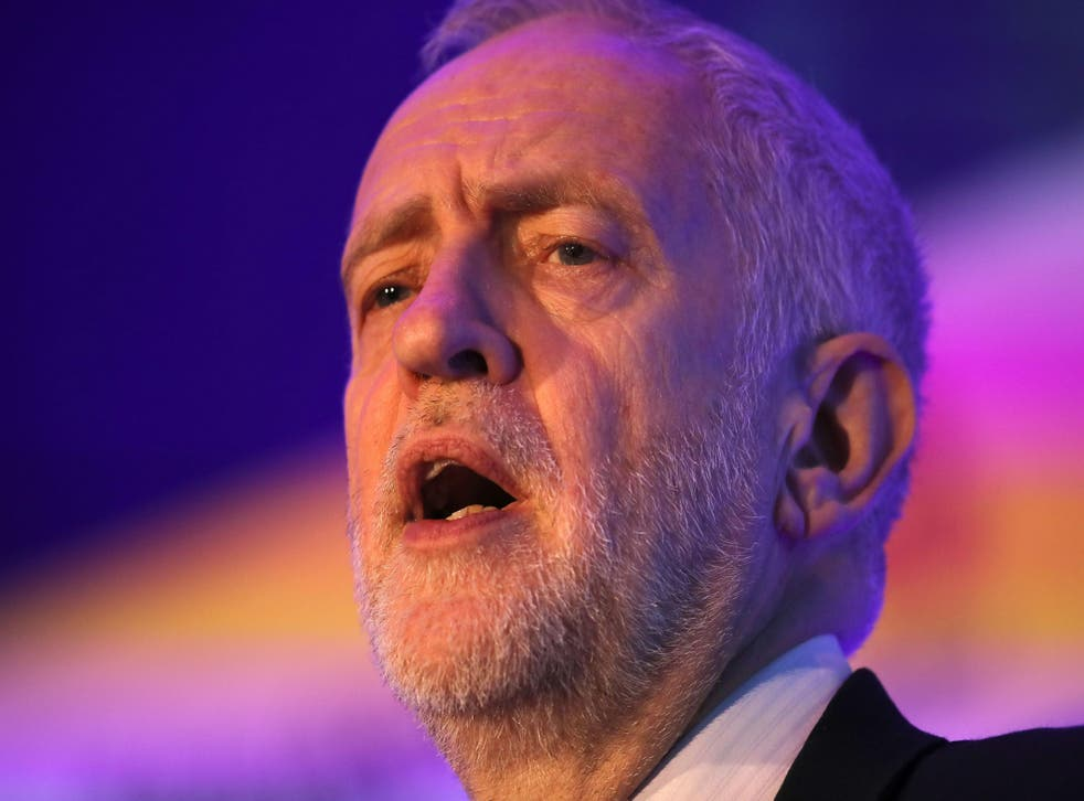 Jeremy Corbyn says his records show he was not in London when the ex-spy claims to have met him