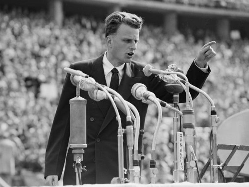 What is the Billy Graham rule?