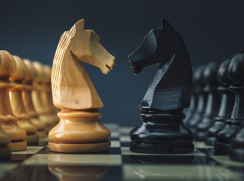 There is a way to win a game of chess in only two moves