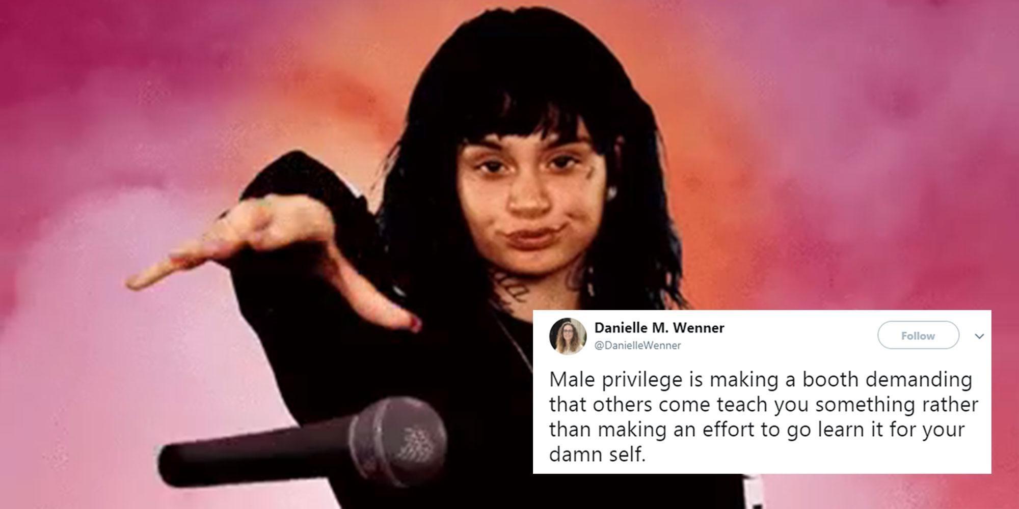 how to explain white privilege